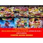 Dragon Ball Z Budokai Tenkaichi 1, 2 E 3 Ps2 (kit 6 Jogos