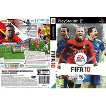 Fifa Soccer 2010 - Ps2 - Frete Grátis