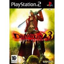 Devil May Cry 3 Ps2 Patch - Promoção