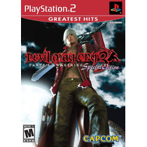 Patch Devil May Cry 3 Ps2