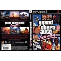 Patch - Gta Vice City Playstation 2