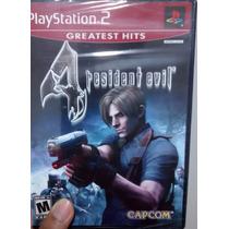 Resident Evil 4 - Ps2 (original E Lacrado) Raridade!