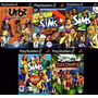The Urbz Sims In The City Play Station 2 (kit 5 Jogos Ps2