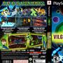 Ben 10 Vilgax Attacks Alien Force - Ps2 - Frete Grátis