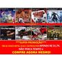 Conflict Vietnam Ps2 (kit 8 Jogos Play Station 2 Guerra