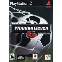 Patch Winning Eleven 6 International Ps2