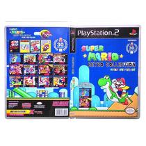 Super Mario Snestation Ps2 - + 30 Games Dvd-rom ( Xgamelive