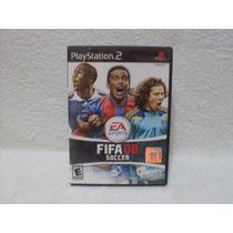 Jogo Playstation 2- Fifa Soccer 2008