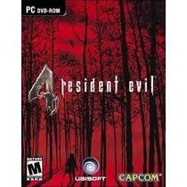 Jogo Resident Evil 4 Pc