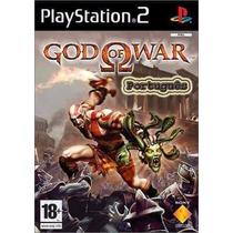 God Of War 1 E 2 Português + Resident Evil 4 Ps2