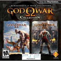 Patch God Of War 1 E 2 Legendas Em Português Ps2