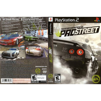 Need For Speed Pro Street - Ps2 - Frete Grátis