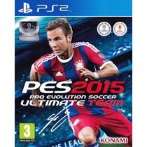 Patch - Pes 2015 Ps2