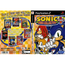 Patch Sonic Mega Collection Plus Ps2