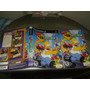 Simpsons Hit N Run (encarte + Manual Originais) (*sem Jogo!)