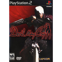 Patch - Espcecial Devil May Cry 1+2+3 - Ps2 -pc