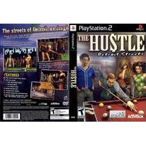Sinuca - The Hustle Detroit Street - Ps2 - Frete Grátis