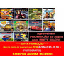 Crash Nitro Kart+ Super Mário+ Toy Story 3+ Bee Movie Ps2