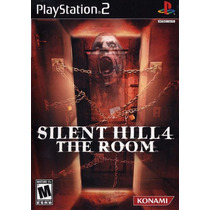 Silent Hill 4 The Room Playstation 2 Ps2