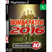 Patch Bomba Patch 2016 Ps2