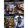 Call Of Duty 3 World At War Play 2 (kit 4 Jogos Ps2 Guerra