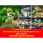 Ben 10 Alien Force: Vilgax Attacks Play 2 (kit 4 Jogos Ps2