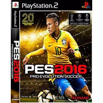 Patch Pes 2016 Ps2