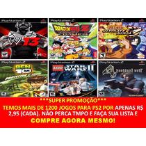 Lego Star Wars Ii 2, Resident Evil 4 Ps2 Por R$ 2,95