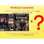Castlevania Curse Of Dark Ps2 + 1 Jg A Sua Escolha ( Grátis)