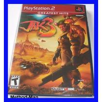 Jak 3 Ps2 Playstation 2 Original Lacrado Gta God Of War