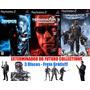 Exterminador Do Futuro Play 2 (kit 3 Jogos Ps2 Terminator