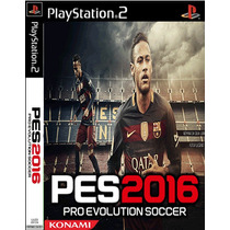 Patch Pes New English 2016 Ps2 Frete Gratis