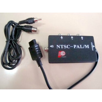 Conversor Video Game Ps2 Ntsc Pal-m