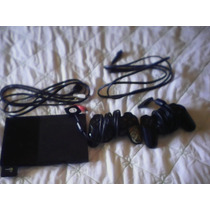Video O Game A Venda Com Dois Controles Fios E Plugs E Memo