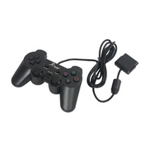 Controle Ps2 Playstation 2 Analógico Original Knup Ns-2121