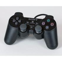 Controle Sony Dualshock 2 100% Original Playstation + 1 Jogo