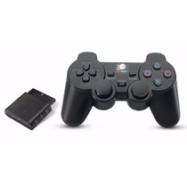 Controle Sem Fio Playstation 2 2.4ghz Dualshock Ps2 Analogic