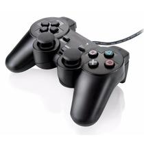 Controle Manete Playstation 2 - Vibratório - Cabo Longo