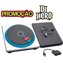 Toca Disco Dj Hero Integris Para Ps2 E Ps3 Ps4702