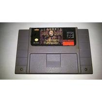 Fitas De Super Nintendo Do Mortal Kombat 3 Ultimate