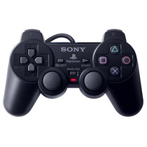 Manete Controle Original Para Playstation 2 Slim Fat Sony
