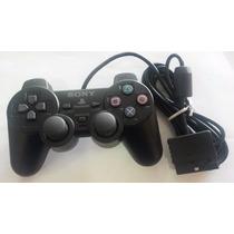 Controle Play Station 2 Sony Dual Shock 100% Novo / Original