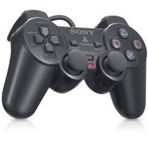 Controle Ps2 Playstation 2 Sony Original Com Fio #garantia!
