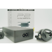 Fonte Cabo Adaptador Ps2 Playstation 2 Slim Series L096ls