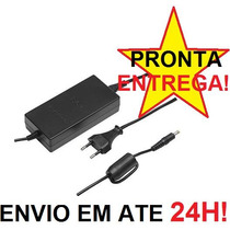 Fonte Carregador Ps2 Playstation 2 Slim Series 7000 Bivolt