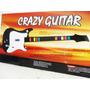 Crazy Guitar - Guitarra Para Psp2 Wireless 10 Botões