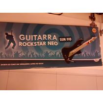 Guitarra Guitarhero Neo Wireless Ps1/ps2/pc