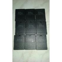 Memory Card Playstation 2 Com 64 Mb