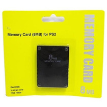Memory Card Ps2 8mb + Bomba Patch 2015 + Pes 2016