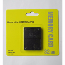 Memory Card Ps2 32mb